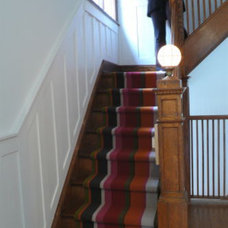 Modern Staircase by Shirley Meisels
