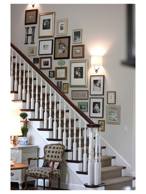 Eclectic Staircase Idea In Other