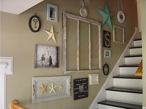 Staircase Decorating Idea Houzz