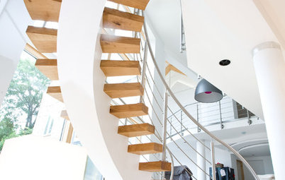 Staircase Backs Rise to the Challenge