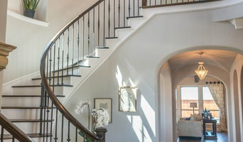 Staircases & Entryways - Wood Flooring