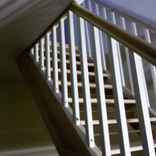 Staircase by Baltimore Architectural Detail LLC