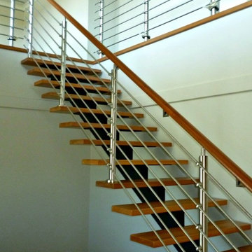 Staircases by Stallion Stainless