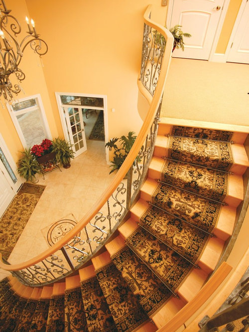 Best Stair Carpet Runner Install Design Ideas Amp Remodel