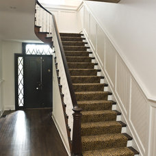 Staircase by Pine Street Carpenters & The Kitchen Studio