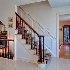 Traditional Staircase by Virtual Access Tours