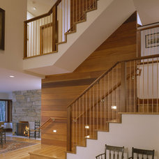 Transitional Entry by HP Rovinelli Architects