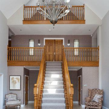 Stairs & Hallways