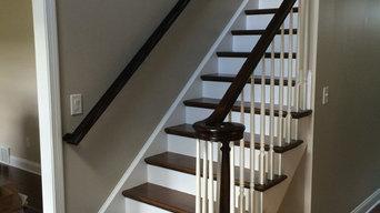 Stairs & Rails Renovation