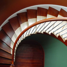 Contemporary Stairs by Cooper Stairworks