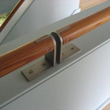 Modern Staircase by Brownwork