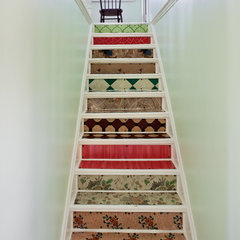 traditional staircase by CapeRace Cultural Adventures