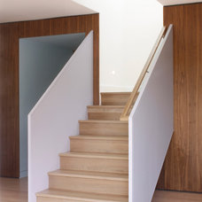 Modern Staircase by Blue Truck Studio