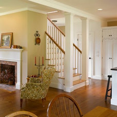Staircase by Connor Homes
