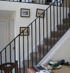 traditional staircase Stairs