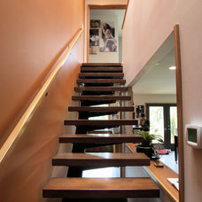 Modern Staircase by John Prindle