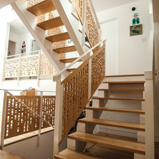 Contemporary Staircase by John Prindle