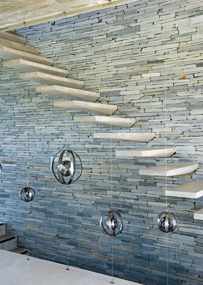 Contemporain Escalier by Martin Gomez Arquitectos
