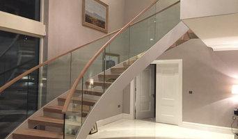 Stairs | oak steps | handrail
