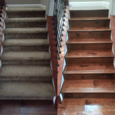 Staircase by Precision Flooring