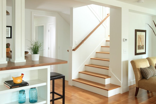 Modern Staircase by the gudhouse company