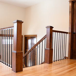 Stairway and Railing