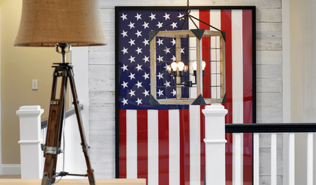 Celebrate Patriotism All Year With Americana Style