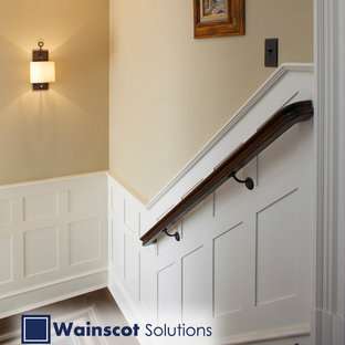 Stairway Interior Designs by Wainscot Solutions