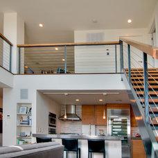 Contemporary Staircase by Vastu