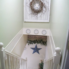 Traditional Staircase Stairway to Sweet Slumber