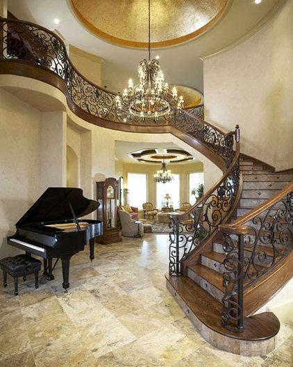 Mediterranean Staircase by John Termeer