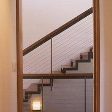 Modern Staircase by Sagan / Piechota Architecture