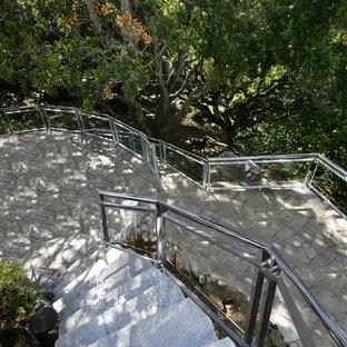 Steel Outdoor Stairs Railing