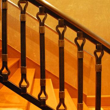 Steel Stair Ballister