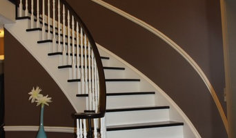 Stephanie Cr. staircase refinish