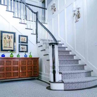 Steps & halls