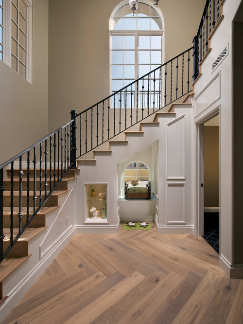Herringbone Wood Floor Houzz
