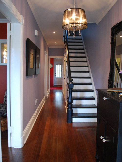 Painted Stairs Houzz