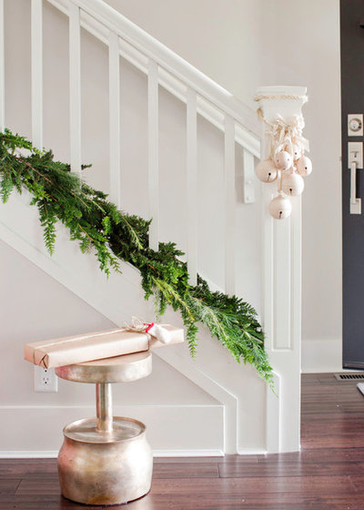 Contemporary Staircase by Falken Reynolds Interiors