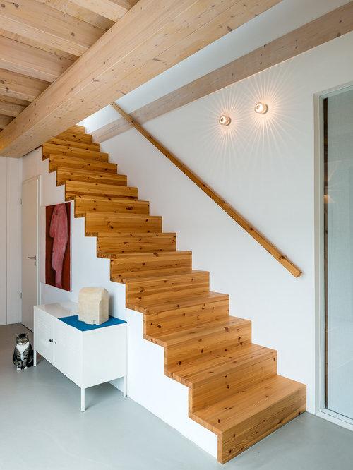 moderne treppen ideen f r treppenaufgang treppenhaus. Black Bedroom Furniture Sets. Home Design Ideas