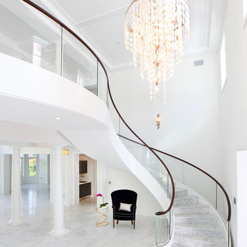Stoney Brook Lane - Floating Staircase side 3
