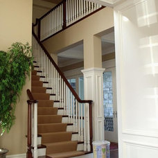 Staircase by Roes Stair Company