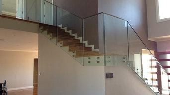Stunning Stairwell Balustrade