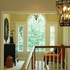Traditional Staircase by studio tanya interior design