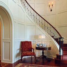Staircase by Phillip W Smith General Contractor, Inc.