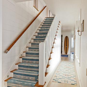 Sullivans Island Seaside Retreat - Staircase