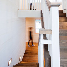 Rustic Staircase by Peter A. Sellar - Architectural Photographer