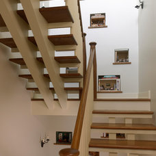 Modern Staircase by Moger Mehrhof Architects