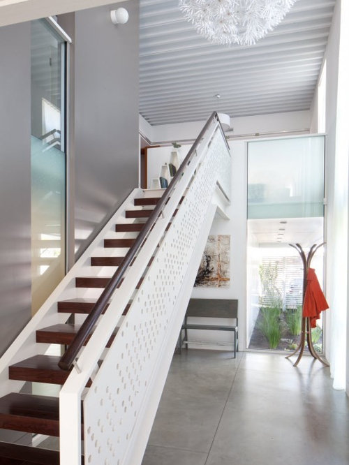 Prefabricated Staircase Design Ideas Remodels Photos