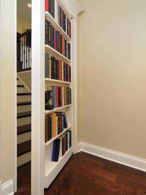 Hidden Staircase Houzz